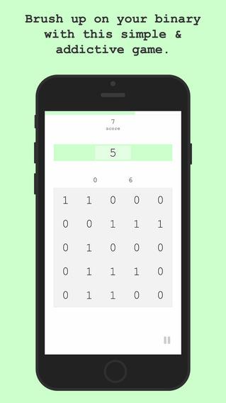 01 - Binary Training Game