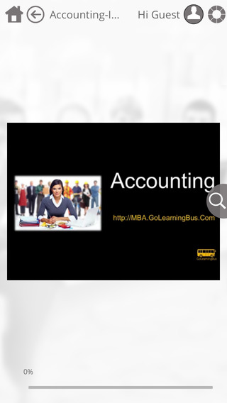Learn MBA and Accounting by GoLearningBus