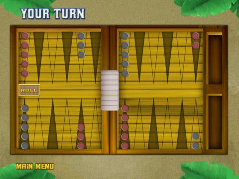 Backgammon Deluxe iPad Screenshot 4