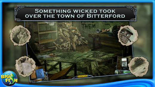 Mystery Case Files: Shadow Lake - A Hidden Object Detective Game Full
