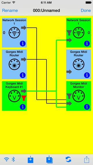 Gorges Midi Router Pro