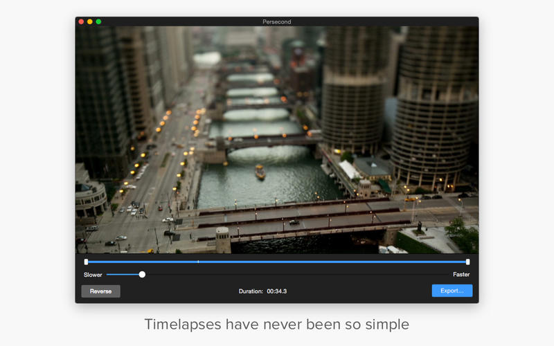 Persecond Screenshot - 1