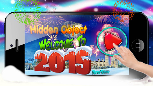 Hidden Objects Welcome to 2015