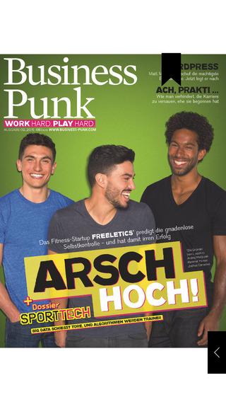 Business Punk - Das Business Lifestyle Magazin