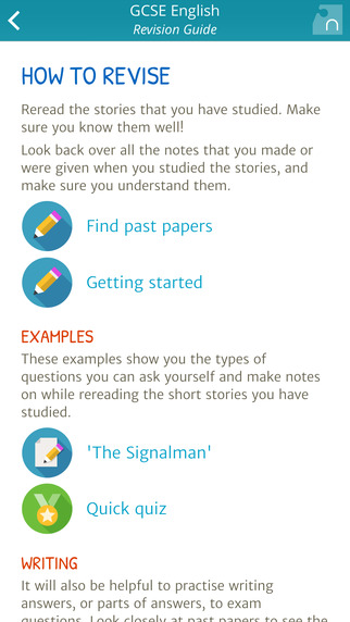 GCSE English Revision Guide - 2016 Exams