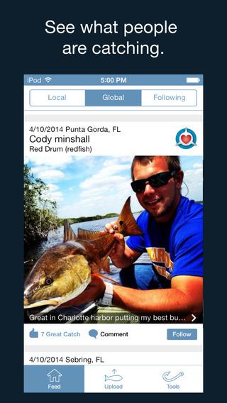 iFishEarth Fishing Reports