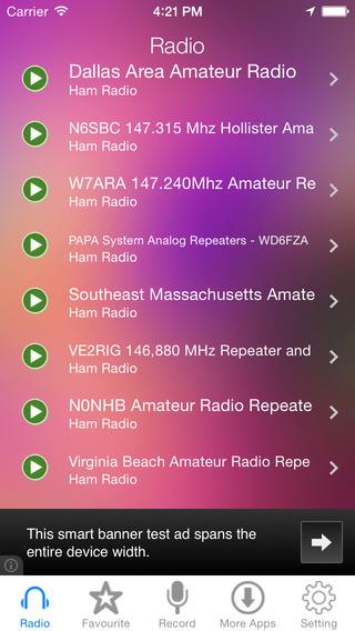 Ham Radio Recorder