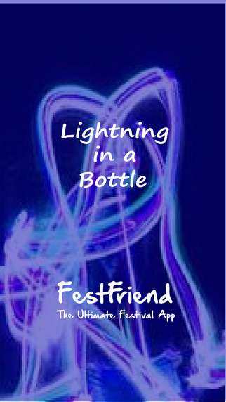FestFriend for Lightning in a Bottle 2015