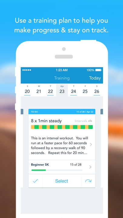 RunKeeper - GPS Running, Walk, Cycling, Workout and Weight Tracker - iPhone Mobile Analytics and App Store Data