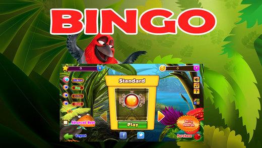Animals Theme Bingo EP2