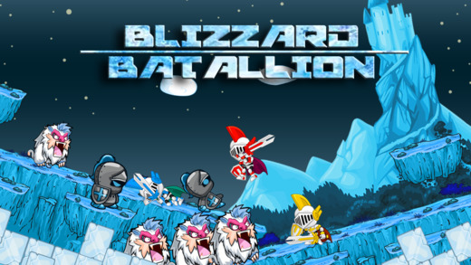 A Blizzard Battalion – A Knight's Legend of Dark Knights Wild Animals and Monsters