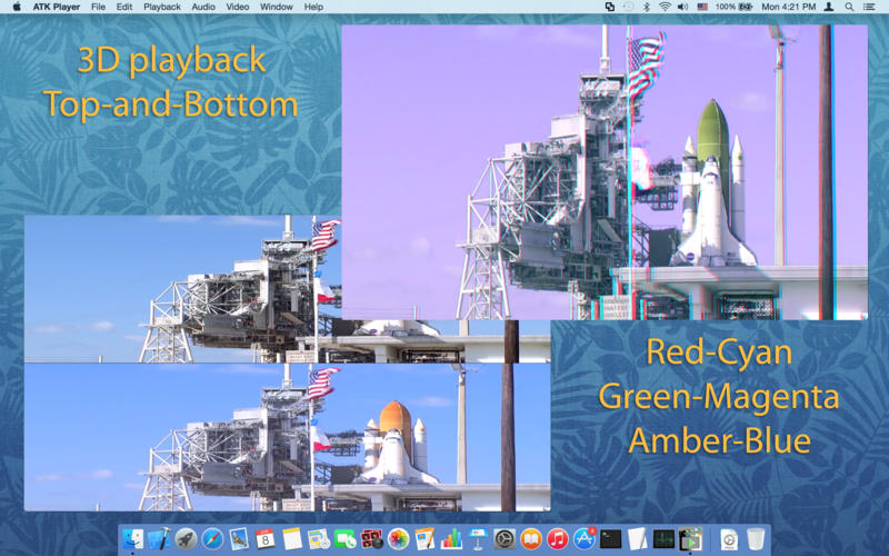 ATK Player скриншот программы 2