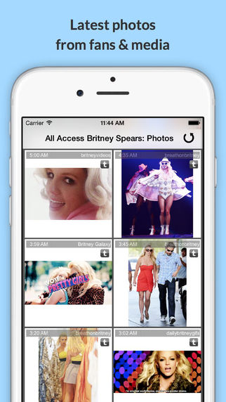 All Access: Britney Spears Edition - Music Videos Social Photos More