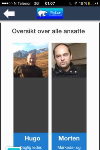 Polar Forsikring screenshot 2