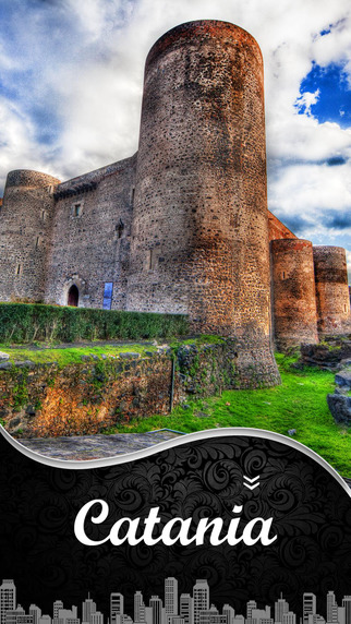 Catania City Offline Travel Guide