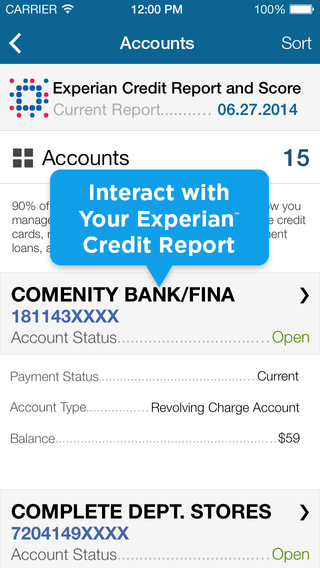 【免費財經App】freecreditscore.com - Credit Score, Report & Monitoring-APP點子