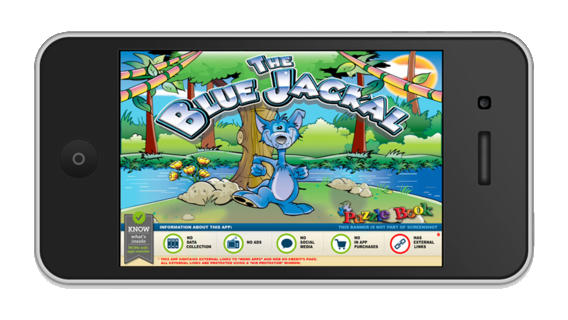 免費下載遊戲APP|The Blue Jackal Puzzle Book - An Interactive Tale from Panchatantra app開箱文|APP開箱王