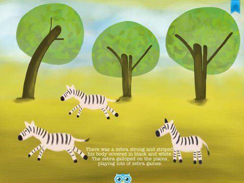 A Zebra Story - Another Great Children's Story Book by Pickatale HD