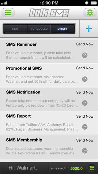 MV Bulk SMS - International SMS Text Messaging