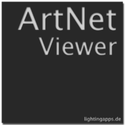 ArtNet Viewer