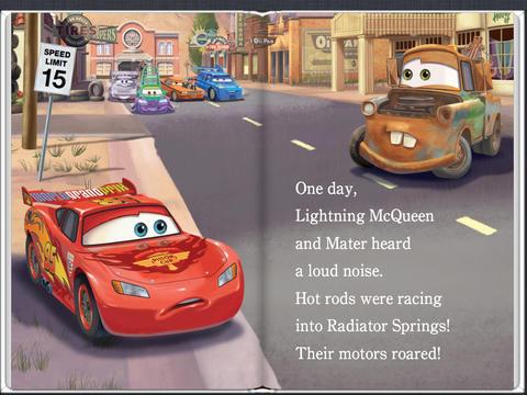 screenshot 1 - Disney Cars Books