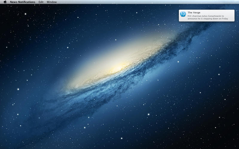 RSS订阅 News Notifications for Mac