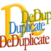 DeDuplicate