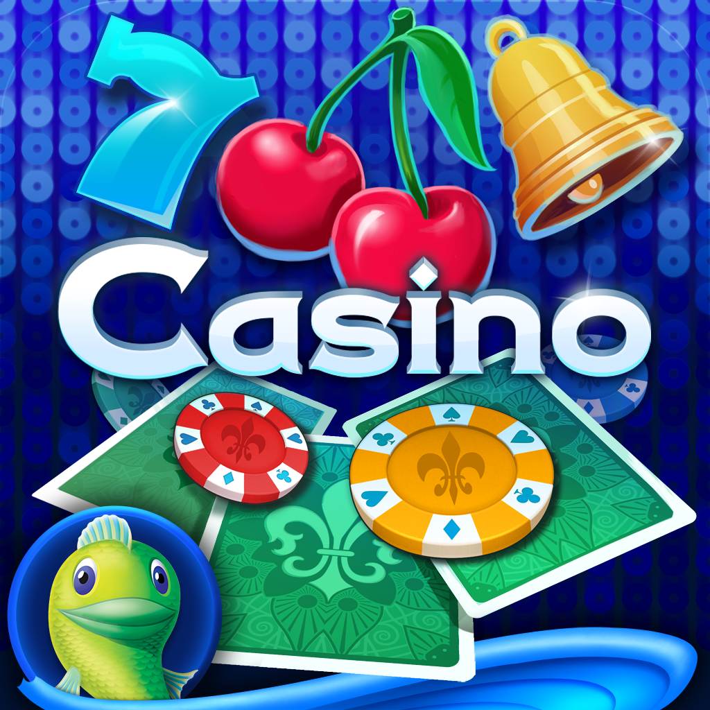 Big fish casino - free slots blackjack roulette