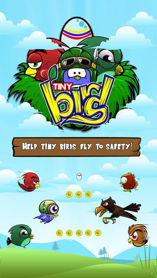 Tiny Birds - 微小的鸟类 - 冒险小翅膀飞行
