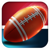 Football Kick Flick - Rugby Football Field Goal Kicks