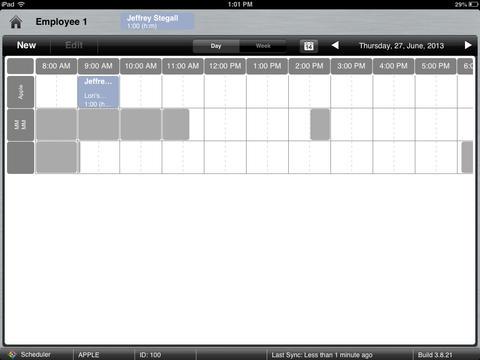 Teamwork Scheduler - 3.8