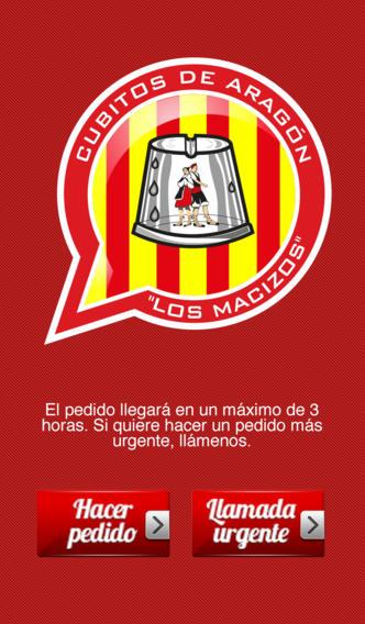 Cubitos Aragon