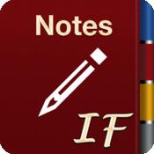 实用生活 – 代办笔记 InFocus Notes [iPhone]