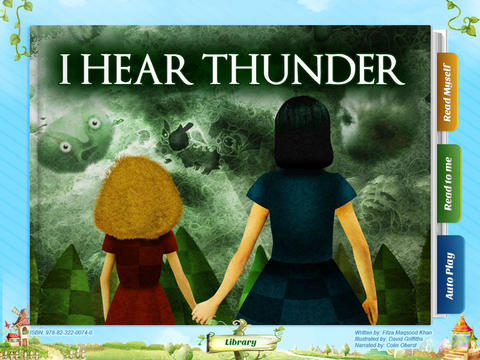 I Hear Thunder - Another Great Children's Story Book by Pickatale HD