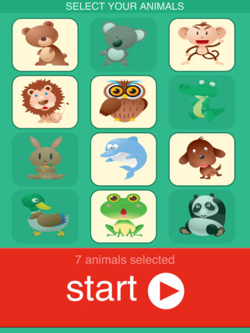 Животное Головоломка для малышей - развлекать вашего малыша