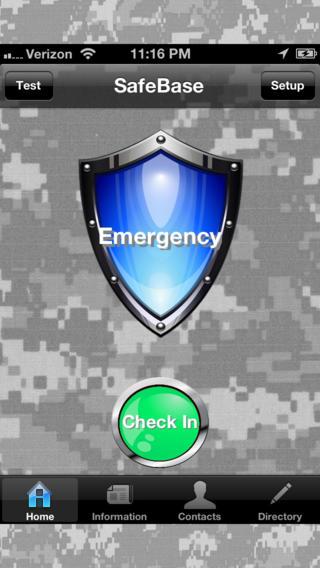 Army SafeBase