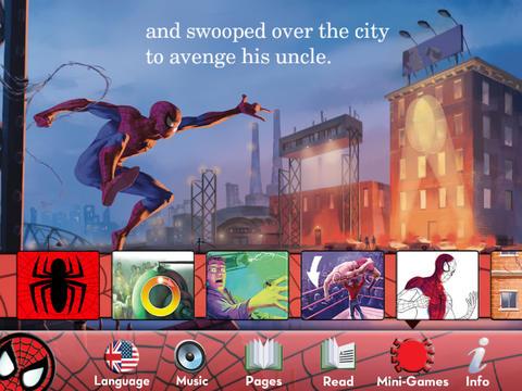 【Disney出品,漫画图书】神奇蜘蛛侠
