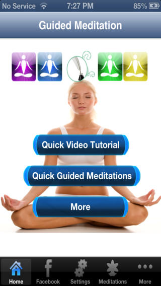 Quick Guided Meditations Pro: Meditation benefits you can experience in minutes
