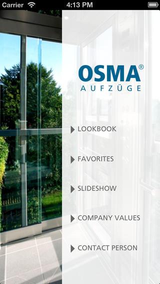 OSMA Lookbook