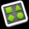 图形表示应用程序  Shapes  for Mac