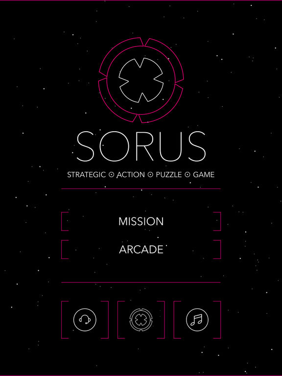 SORUS SHIELD Screenshot