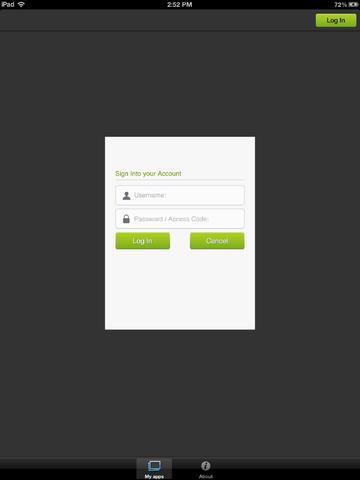 InCompany Apps for iPad