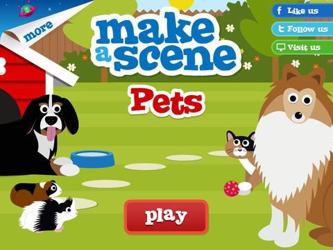Make a Scene: Pets