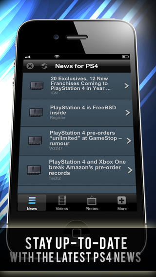 Daily News for PS4 - Updated Daily include News Video