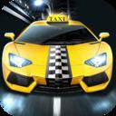 Verrückte Taxi Fahrer
