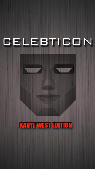 Celebticon - Kanye West Edition