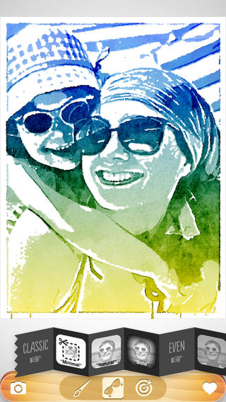 Popsicolor Apps for iPhone/iPad screenshot