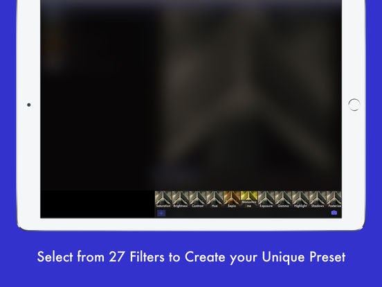 Preset - Design Custom Photo Filters Screenshots
