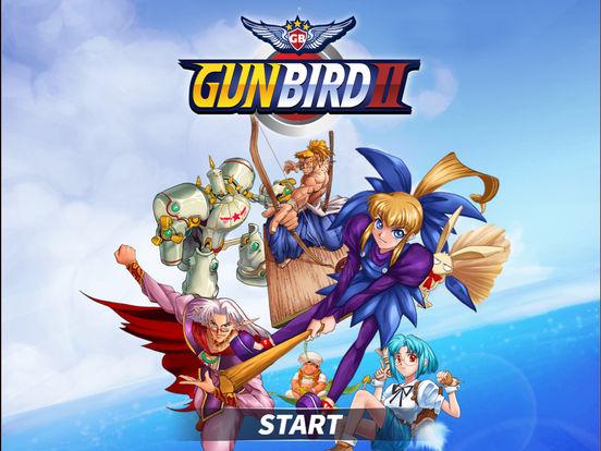 Игра GunBird 2