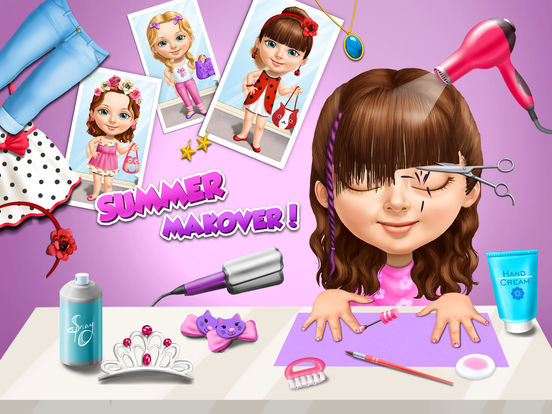 Sweet Baby Girl Summer Fun 2 для iPad